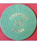 $25 Casino Chip. Ironhorse, Winnemucca, NV. 1981. HV5. - $34.50