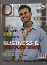 ON - October 2008 - GLBT, eBay, Business & Workplace, Terese Genecco, De... - $0.97