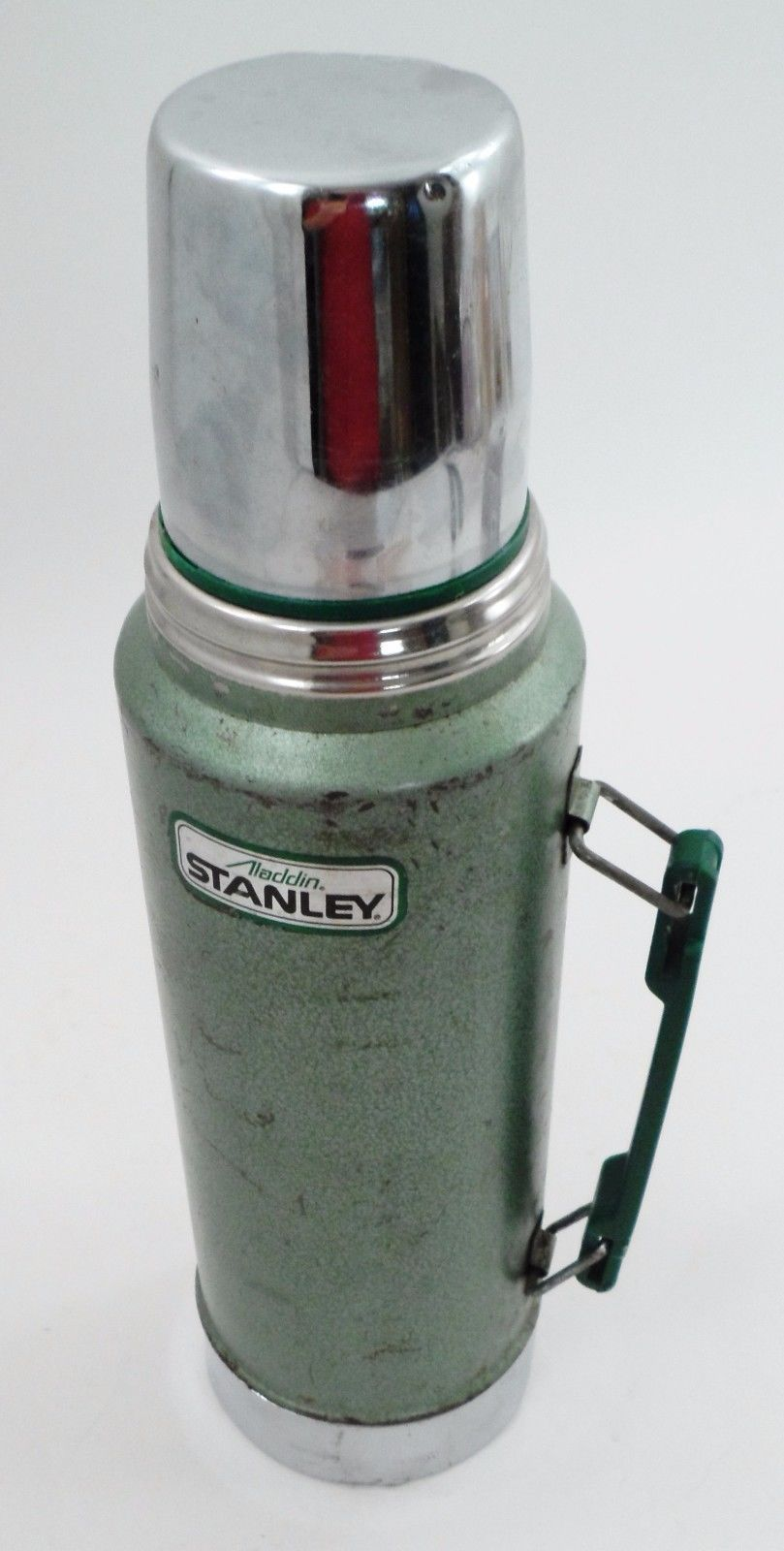 PictetW Classic Stainless Steel Bottle With Sports Cap Red-17oz