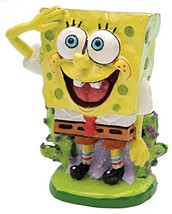 Penn Plax Spongebob Resin Ornament - $6.54