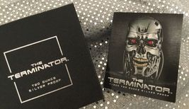 Terminator T-800 2 Oz .999 Silver Proof Round With COA & Individually Numbered image 6