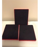 3-Sizzix BABY CARRIAGE Red Large Die Scrapbook 38-0264 Filmstrip 38-0140... - $16.95