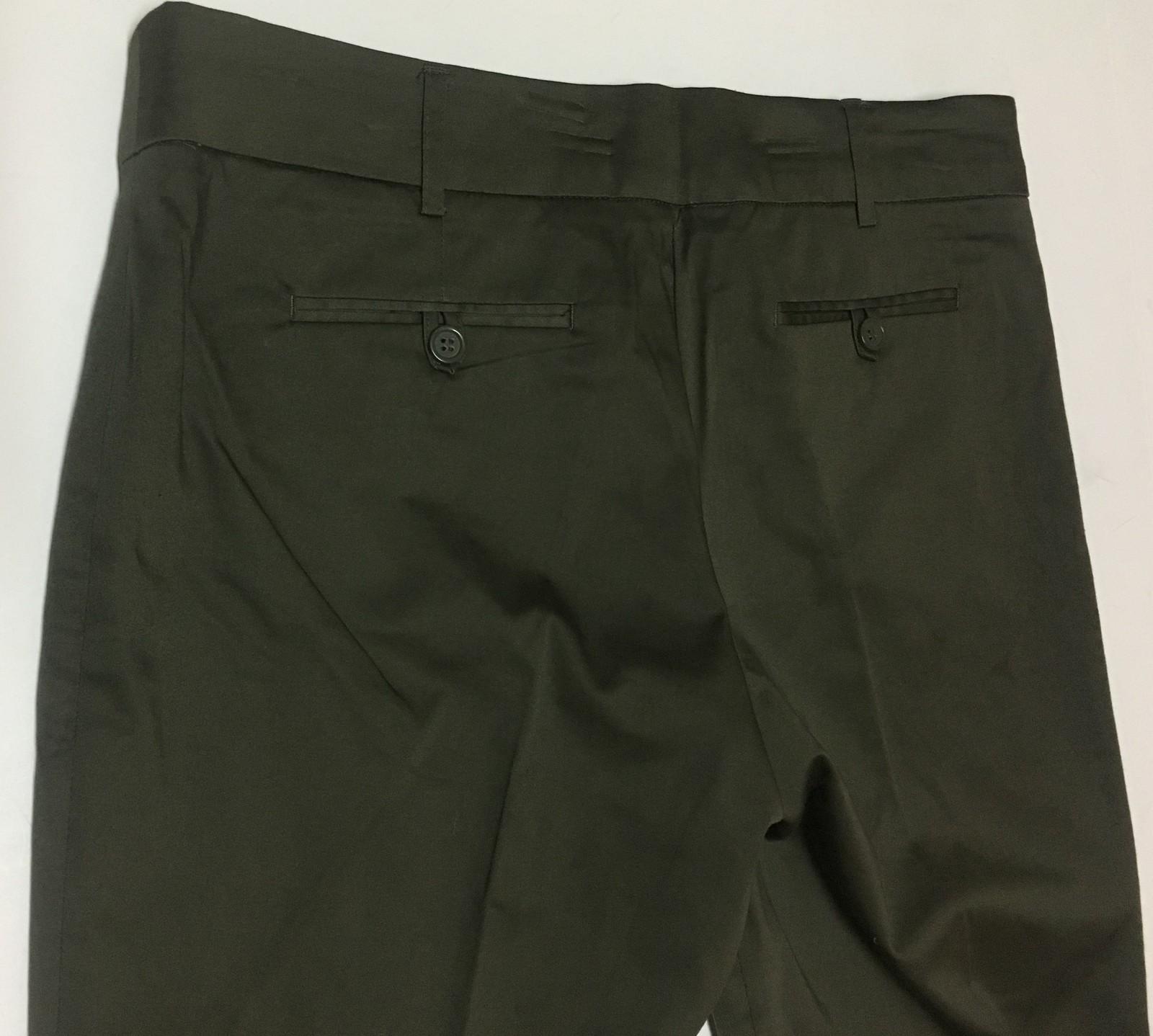 The Limited Khaki Green Dress Shorts Sz 10 NWT