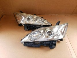 07-09 Lexus ES350 Halogen Headlight Lamp Passenger Right RH image 7