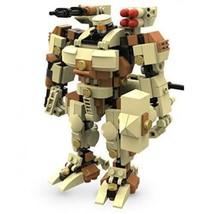 MyBuild Mecha Frame Titan 6012 Sci-Fi Kit di Costruzione da 6 Pollici...  - $57.80
