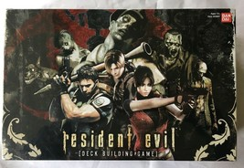 Resident Evil Deck Building Card Game Ban Dai Capcom Ages 13+ NEW Sealed... - $54.99