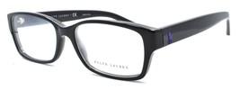 Ralph Lauren RL6117 5001 Women's Eyeglasses Frames 53-16-145 Black - $44.45