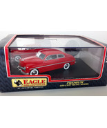 Eagle 1:43 1949 Mercury Club Coupe red diecast model - $24.99