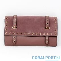 Vince Camuto Areli Small Clutch Melody Purple - $159.70 CAD