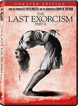 The Last Exorcism Part II DVD - $2.00