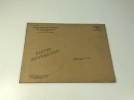1955 Carter Carburetor Master Parts Price List - $14.99