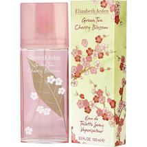 GREEN TEA CHERRY BLOSSOM by Elizabeth Arden EDT SPRAY 3.4 OZ for WOMEN  ... - $25.90