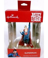 Hallmark Justice League Superman Christmas Ornament - $12.80