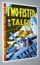 1970's Rare vintage original EC Comics Two-Fisted Tales 34 poster: World War I - $29.99