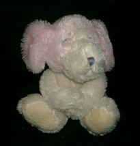 """10 """"baby applause soft pink cream puppy dog 48265 adorable stuffed animal - $18.50"""