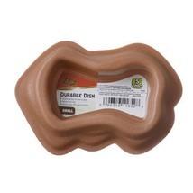"""Zilla Durable Dish for Reptiles - Brown Small (4.5""""L x 3.1""""W). - $6.58"""