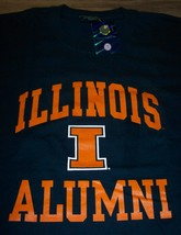 UNIVERSITY OF ILLINOIS Fighting Illini ALUMNI T-SHIRT XL NEW w/ TAG - $19.80