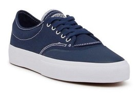 Men's Converse Crimson Canvas Oxford Sneaker, 153464C Sizes 8-12 Navy/Wh... - $69.95