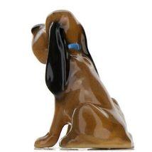 Hagen Renaker Dog Bloodhound Ceramic Figurine image 5