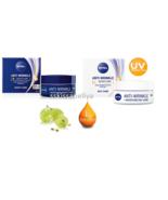 New NIVEA Day ot Night Face Cream 35+   Anti-Wrinkle + MOISTURE 50ml - $15.99