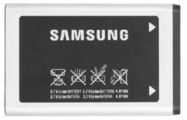New OEM Samsung Convoy III 3 SCH-U680 SAMU680BAT AB663450BZ Original Bat... - $7.74