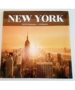 "2018 New York City Views Wall Calendar 12""×12"" Hangable, Frameable Wall ... - $10.88"