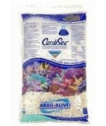 CaribSea Arag-Alive Live Reef Sand For Marine Aquariums Crushed Coral 20... - $27.89
