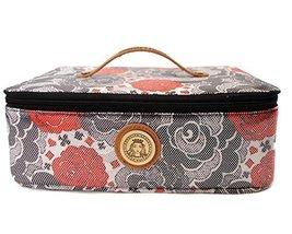 Angelina's Palace Gorde Jewelry Case L Travel Organizer jewelry box travel case  - $64.68