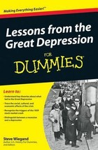 Lessons from the Great Depression For Dummies by Wiegand - $9.95