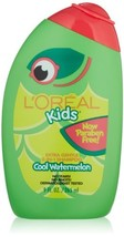 L'Oreal Kids Extra Gentle 2-in-1 Shampoo With a Burst of Watermelon, 9.0 Fluid O - $9.72