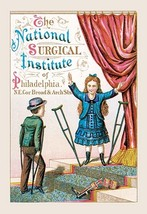 The National Surgical Institute of Philadelphia by FREE LIBRARY OF PHILA... - $19.99+