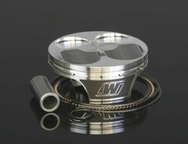 Wiseco 4995PS Piston Kit 88ci Std 3.750in Domed Top Fits Harley Twin Cam 88 - $120.29