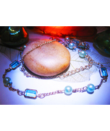 Haunted necklace ORDER PROTECT GOLDEN SPHINX Magick 925 TOPAZ  WITCH Cas... - $57.77