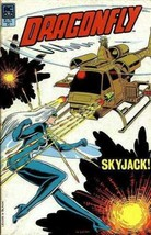 Comic Book Dragonfly #6 AC 1986 - $0.98