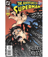 The Adventures of Superman Comic Book #585 DC Comics 2000 VFN/NEAR MINT ... - $2.75