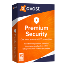 Avast Premium 2021 1 Year 5 Devices (Download) - $38.99