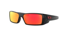Oakley Gascan Sunglasses OO9014-4460  Black Prizm Ruby Gascan OO9014-4460 - $89.09