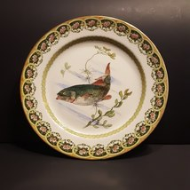 Vintage Royal Doulton Plate Carp Fish. Numbered. Made in England - $25.00