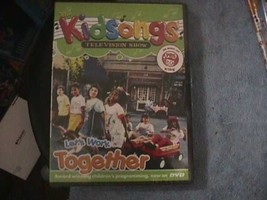 Kids Songs LET'S WORK TOGETHER New Sealed DVD! PBS - $12.46