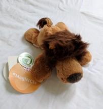 NICI MagNICI Lion Plush Toy Animal Fridge Magnet Paw - $12.00