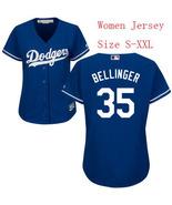 35 cody bellinger women jersey blue thumbtall