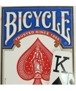 Bicycle Jumbo Playing Cards & Bakelite / Plastic Swirled Holder 2 Packs - $8.55