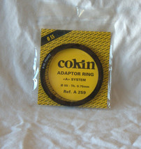 Genuine COKIN 55 mm A Series Adaptor Ring   New  55mm - $8.55