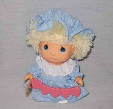 "SO CUTE 5"" 1991 Precious Moments DOLL - $19.14"