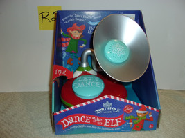 "New! Hallmark 2014 Northpole ""Dance Like An Elf"" 12 Music Loops 30 Dance Moves image 2"