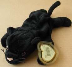 TY Beanie Babies Velvet the Cat Stuffed Animal Plush Toy - 6 1/2 inches ... - $12.74