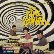Time Tunnel,The - TV Soundtrack/Score CD ( Li ke New ) - $41.80