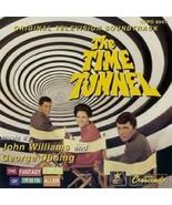 Time Tunnel,The - TV Soundtrack/Score CD ( Li ke New ) - $41.80