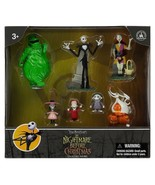 Disney Parks Nightmare Before Christmas Cake Topper Playset NEW EDITION ... - $18.49