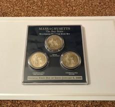 Massachusetts Statehood Quarter Coin Set - $24.75
